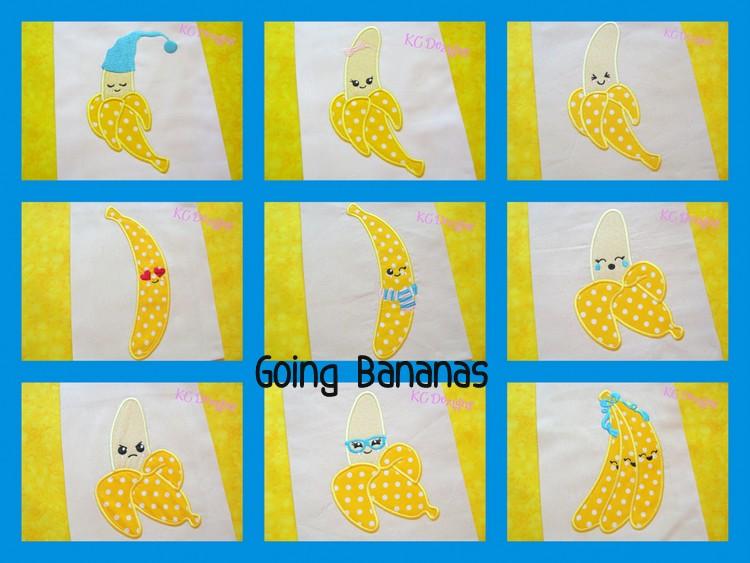 Going Bananas 4x4