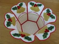 ITH Christmas Bowl 5x7