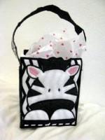 ITH Zebra Gift Bag