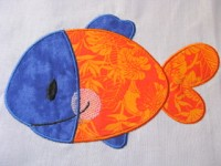 Baby Fish Applique