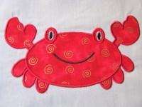 Baby Crab Applique