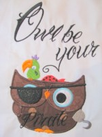 Owl Be Your Pirate