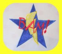 Bam Applique