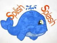 Splish Splash Whale