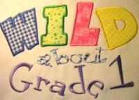 Wild About Grade 1
