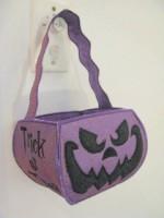 ITH Halloween Pumpkin Gift Bag
