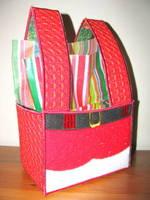 ITH Santa Gift Bag