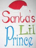 Santa's Lil Prince