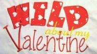 Wild About My Valentine