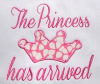 The Princess Has Arrived