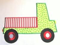 Pick Up Truck Applique