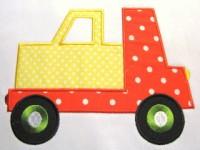 Four Wheel Drive Truck Applique