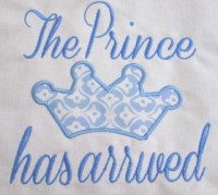 The Prince Has Arrived