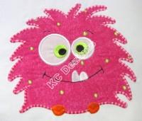 Cute Monsters 04 Applique