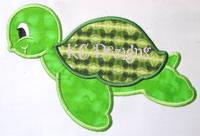 Tortoise Applique