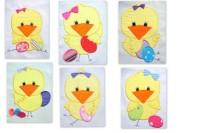 Spring Chicks 1-6 Applique